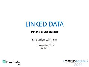 Vortrag Steffen Lohmann